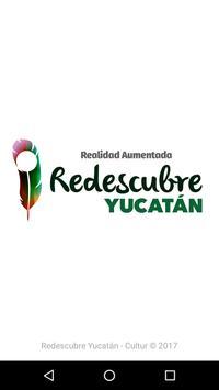 Redescubre Yucatán poster