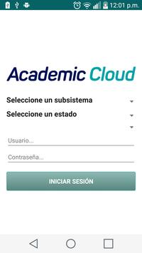Academic Cloud Docentes poster