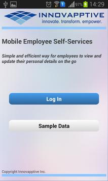 Mobile Employee poster