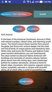 VISIT ARIZONA screenshot 1