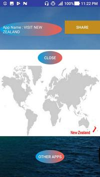 VISIT NEW ZEALAND poster
