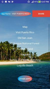 VISIT PUERTO RICO screenshot 2