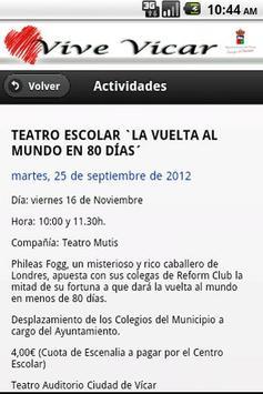 Vive Vicar apk screenshot