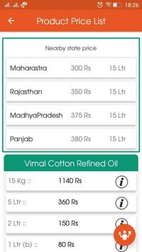 Commodity Rate Tracker apk screenshot