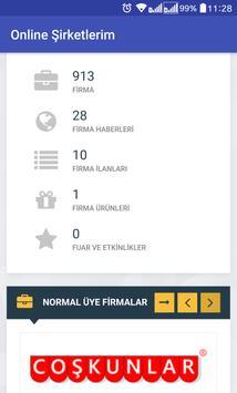 Online Firma Rehberi screenshot 2