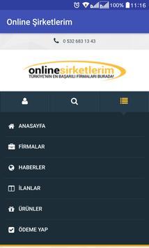 Online Firma Rehberi screenshot 6