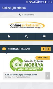 Online Firma Rehberi screenshot 7