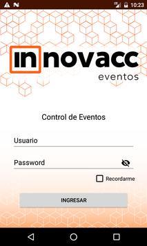 Control de Eventos screenshot 1