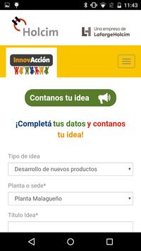 InnovAccion apk screenshot