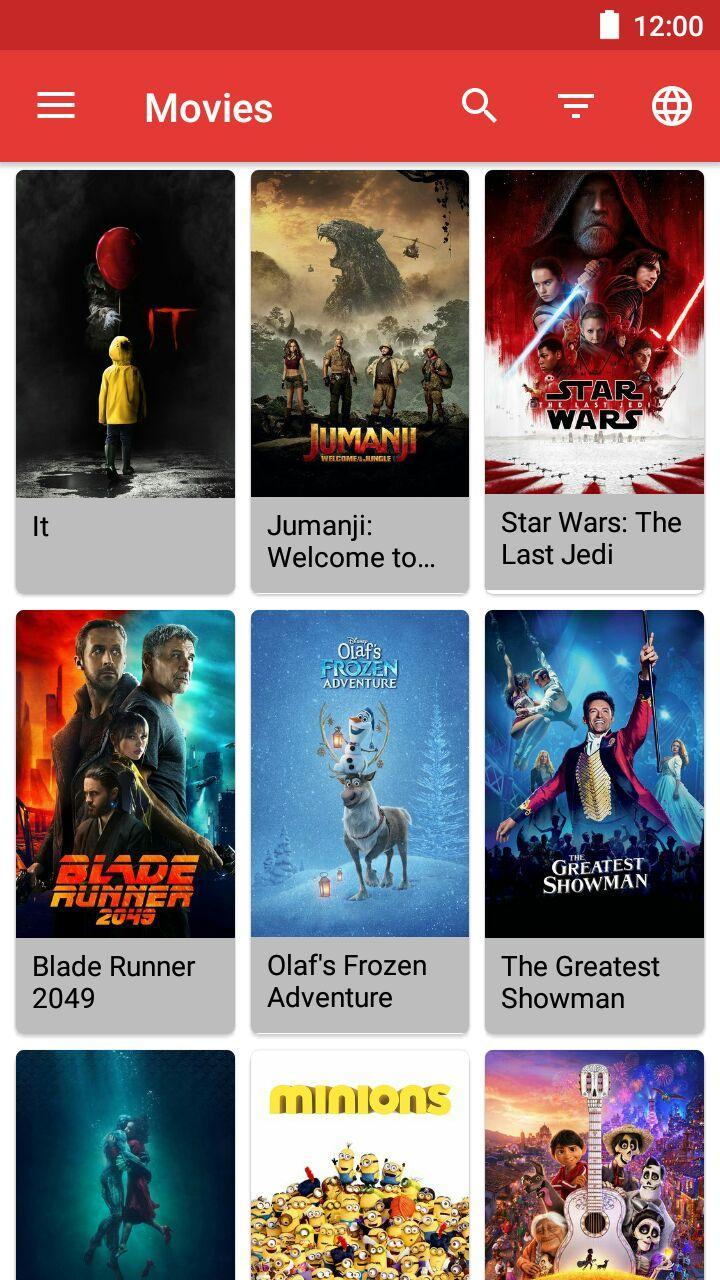 MovieFlix for Android - APK Download