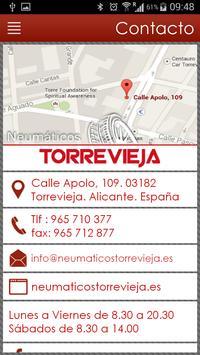 Neumáticos Torrevieja screenshot 1