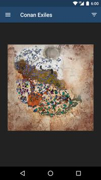 Map for conan exiles for android apk download map for conan exiles poster gumiabroncs Image collections