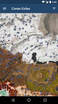 Map for conan exiles for android apk download map for conan exiles captura de pantalla 3 gumiabroncs Image collections
