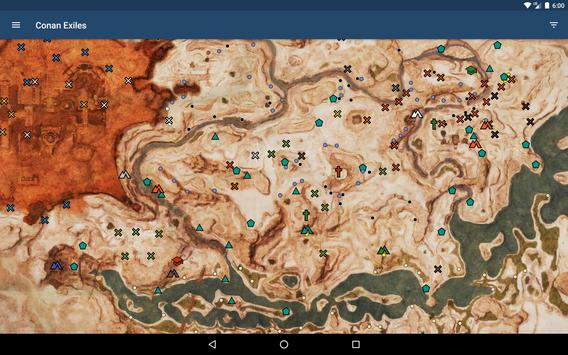 Map For Conan Exiles For Android Apk Download