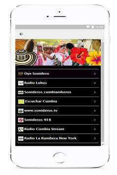 Cumbia Radio Music screenshot 13