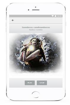 Cumbia Radio Music screenshot 14