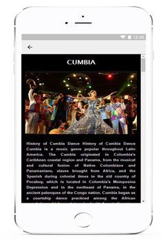 Cumbia Radio Music screenshot 1
