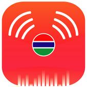 Radio Gambia free icon