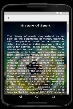 Sports radio fm apk screenshot