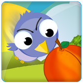 Hungry bird-Adventure icon