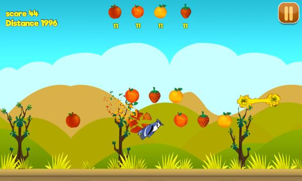 Hungry bird-Adventure screenshot 4