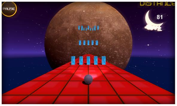 SPACE RUN apk screenshot