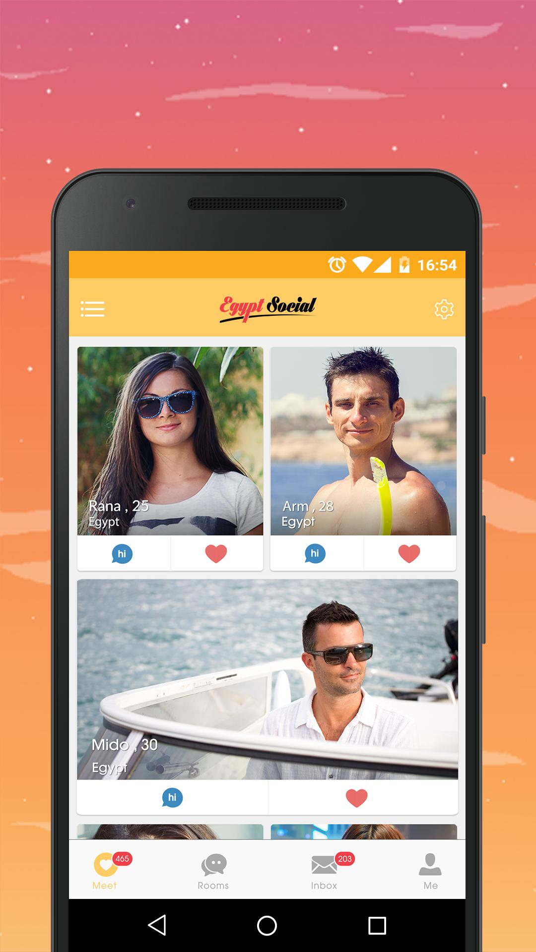 Top 5 dating apps 2015