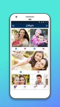 PlayD8 - Dating & Chat Rooms For Single Parents poster