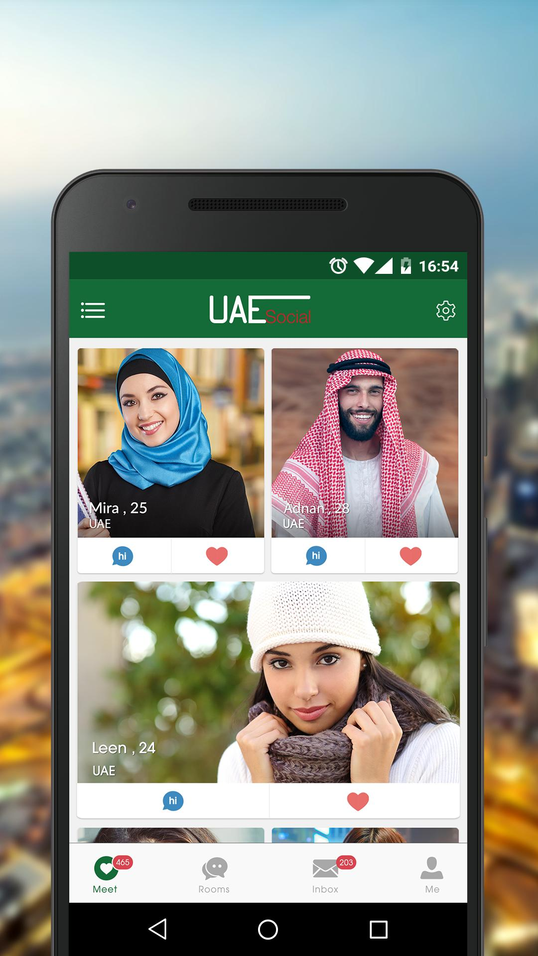 dating apps UAE