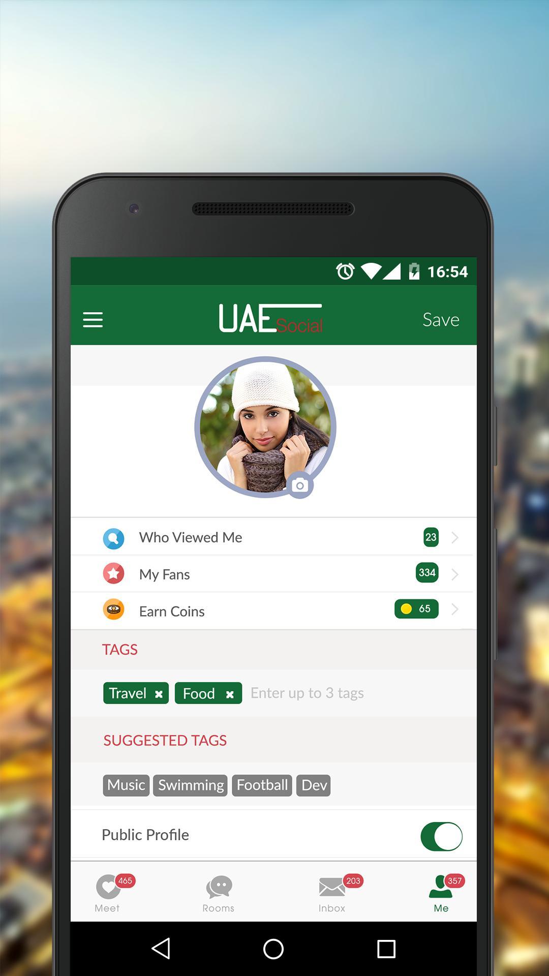 online dating apps UAE