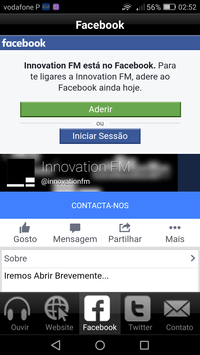 Innovation FM screenshot 3