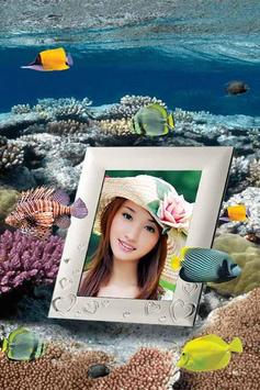 Aquarium Photo Frames screenshot 1