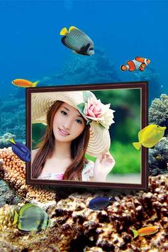 Aquarium Photo Frames screenshot 7