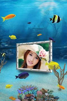 Aquarium Photo Frames screenshot 5