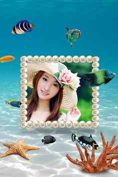 Aquarium Photo Frames screenshot 6