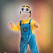 Baby Costume Photo Suit icon