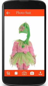 Baby Costume Photo Suit poster