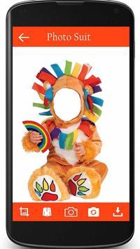 Baby Costume Photo Suit screenshot 1