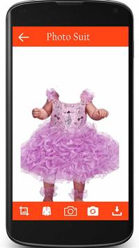 Baby Girls Fashion Suit poster