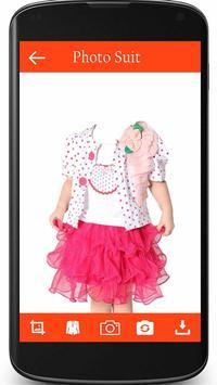 Baby Girls Fashion Suit apk screenshot