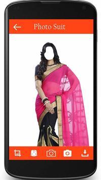 Indian Marriage Saree Suit poster