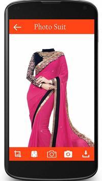 Indian Marriage Saree Suit apk screenshot