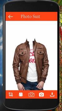 Men Jacket Photo Suit poster
