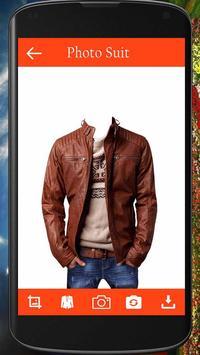 Men Jacket Photo Suit apk screenshot