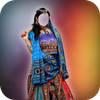 Navratri Dress Photo Suit icône