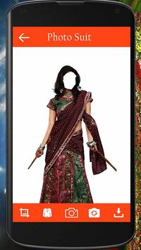 Navratri Dress Photo Suit screenshot 3