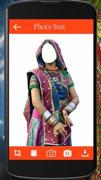 Navratri Dress Photo Suit poster
