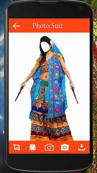 Navratri Dress Photo Suit screenshot 1