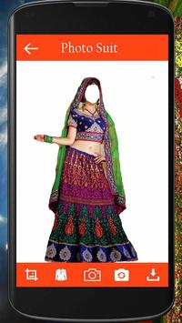 Navratri Dress Photo Suit screenshot 2