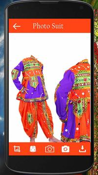 Navratri Man Photo Suit poster
